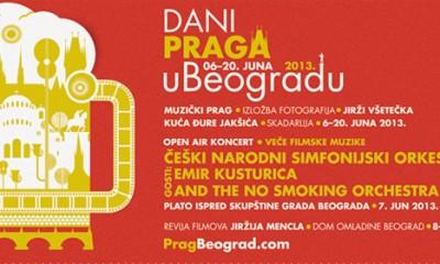Dani Praga u Beogradu