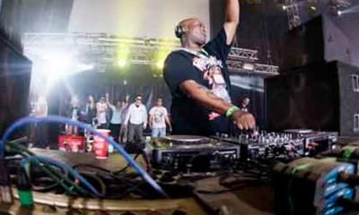 DJ Rush na Heineken žurci u Beogradu