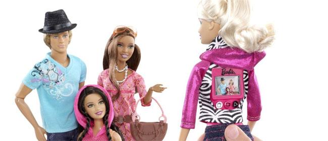 Barbika sa kamerom