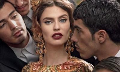 Dolce & Gabbana za zimu 2014.