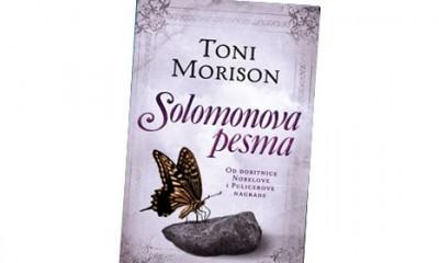 Solomonova pesma, Toni Morison