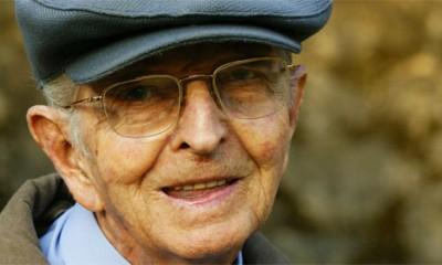 Najstariji muškarac (112) otkrio tajnu dugovečnosti