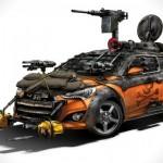 Auto za borbu sa zombijima