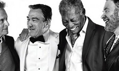 Michael Douglas, Robert De Niro i Morgan Freeman zajedno na filmu