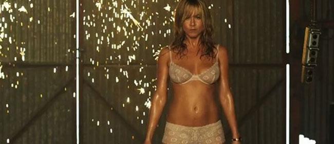 Kako je Jennifer Aniston glumila striptizetu