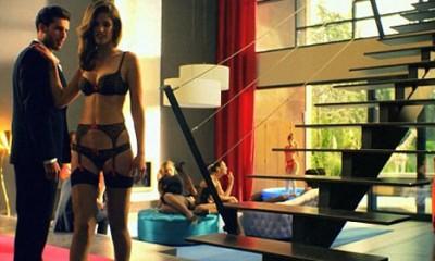 Irina Shayk u seksi reklami za Agent Provocateur