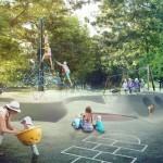 Prvo dizajnirano igralište u Srbiji  %Post Title