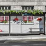 Zelena autobuska stajališta u Beogradu