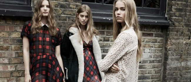 Zara – Jesen 2013, zima 2014.
