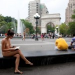 Gola u New Yorku
