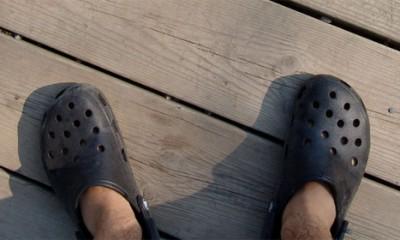 Crocs sandale prepune otrova