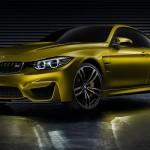 BMW M4 loženje