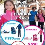 Super adidas ponuda za srećan povratak u školu