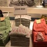 Srbija dočekala H&M