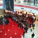 Red ispred H&M od ranog jutra