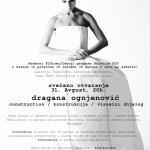 Izložba Dragane Ognjenović
