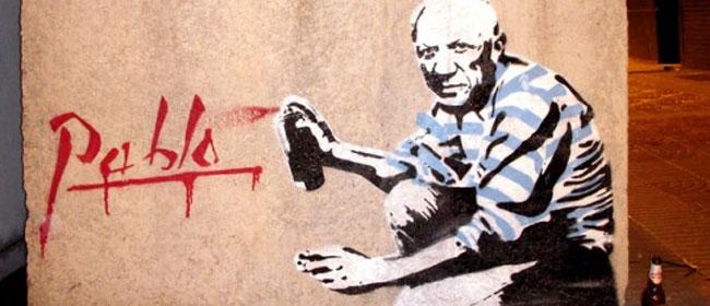 Grafiti iz Španije