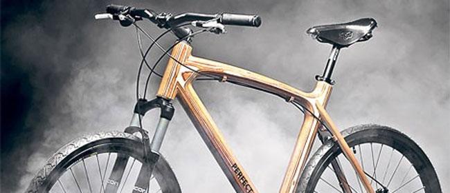 Srpski drveni bicikl na Nedelji dizajna u Parizu