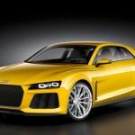 Novi Audi Sport Quattro