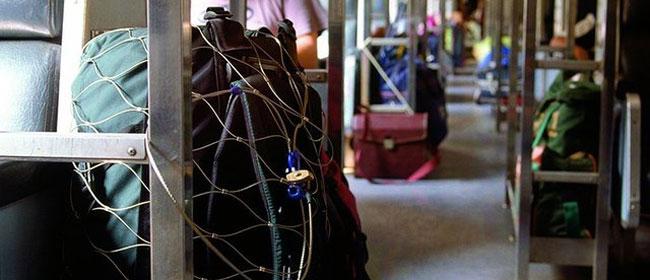Zaštita za vaše torbe na putu