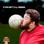 Ako vam već ne ide fudbal