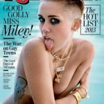 Toples Miley Cyrus