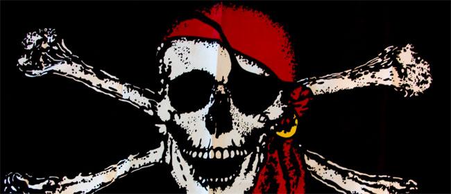 Piraterija NIJE kriva