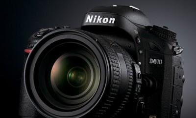 Stigao Nikon D610