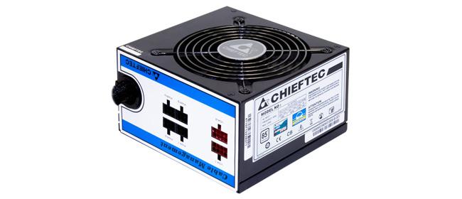 Chieftec CTG-750C – aždaja od napajanja!