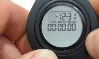 Sat koji vam broji vreme do smrti
