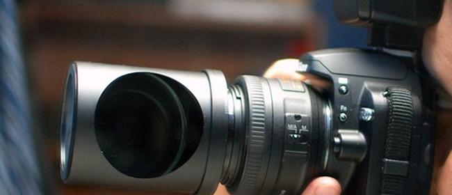 Špijunski dodatak za foto aparate