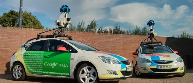 Google Street View stigao u Srbiju