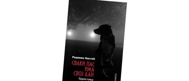 Nova knjiga Radovana Nastića