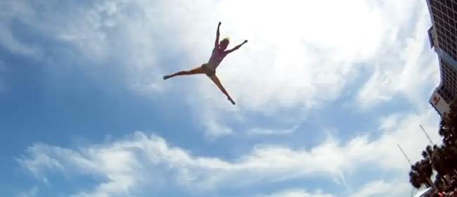 Fantastični snimci najluđih akrobacija