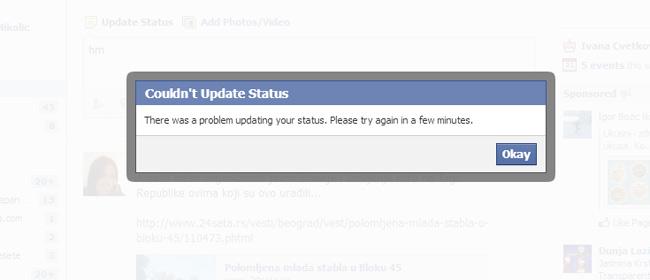 Crko Facebook?