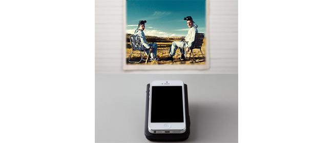 Baterija i projektor za telefon