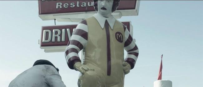 Banksy proziva McDonald's