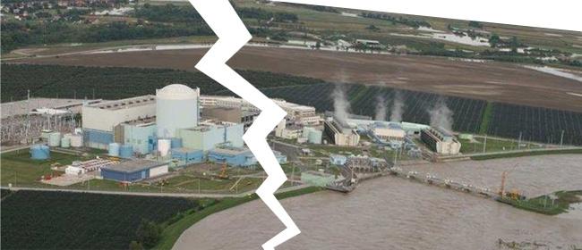 ŠOK: Otkrivena oštećenja u nuklearki Krško