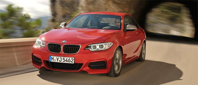 Novi BMW Serije 2