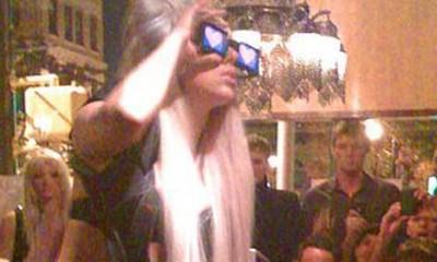 Lady Gaga gola na bini  %Post Title