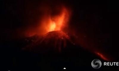 Etna proradila posle 20 godina