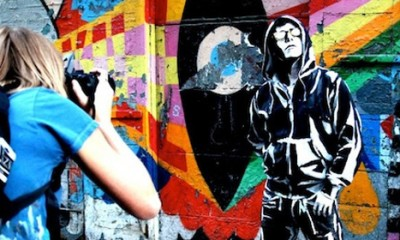 Ljudi kao grafiti  %Post Title