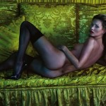 Kate Moss dola DO KRAJA