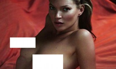 Kate Moss dola DO KRAJA  %Post Title