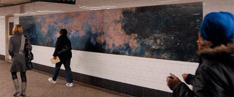 Metro - Izložba