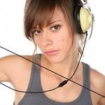Ženske slušalice