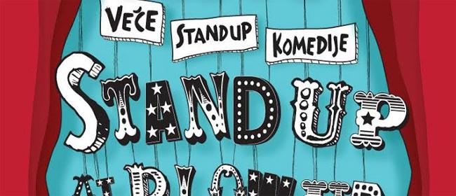 Veče novih komičara u Beogradu