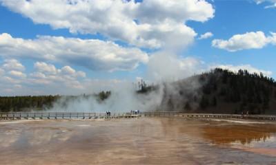 Vulkan Yellowstone mnogo veći nego što smo mislili