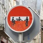 Šta se desi kada umetnik dotera ulice