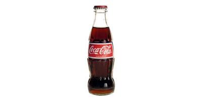 Coca Cola u staklenoj ambalaži